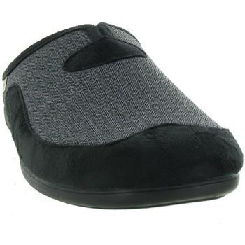 Chaussures Homme Chaussons La Maison De L'espadrille 6722 Gris