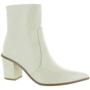 Chaussures Femme Bottines Bruno Premi 4403X Beige