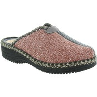 Chaussures Femme Chaussons La Maison De L'espadrille 4215 Gris