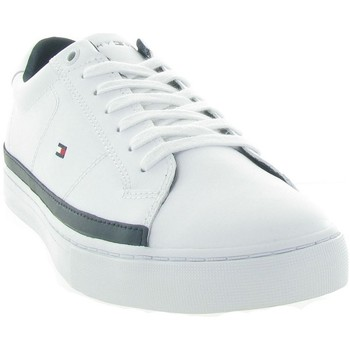 Chaussures Homme Baskets basses Tommy Hilfiger ESSENTIAL LEATHER SNK Blanc