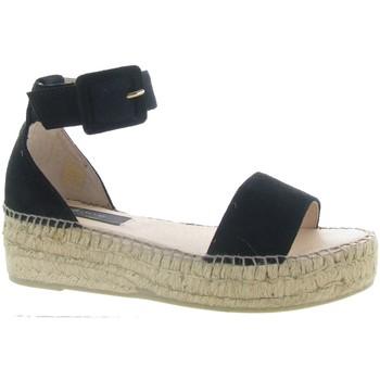 Chaussures Femme Sandales et Nu-pieds Gaimo BELLA Noir