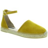 Chaussures Femme Sandales et Nu-pieds Gaimo AMELIA Jaune