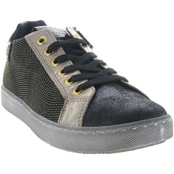 Chaussures Fille Baskets basses Reqin's SONIC Noir