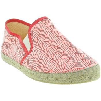 Chaussures Femme Espadrilles La Maison De L'espadrille 326 CIRCLE Rouge