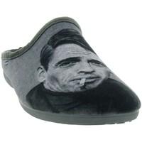 Chaussures Homme Chaussons La Maison De L'espadrille 6763 BREL Gris