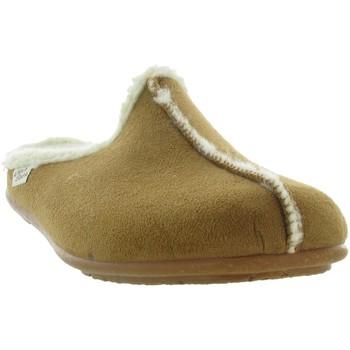 Chaussures Femme Chaussons La Maison De L'espadrille 9009 Marron