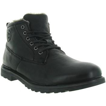 Chaussures Homme Boots Bugatti A0U54 VITTORE WP Noir
