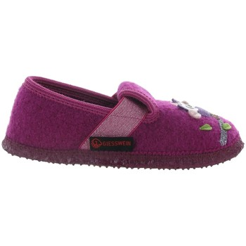Chaussures Fille Chaussons Giesswein THULENDORF Rose