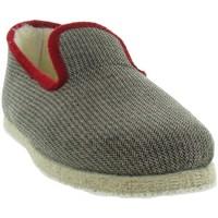 Chaussures Homme Chaussons Chausse Mouton STUART EXTERIEUR Beige