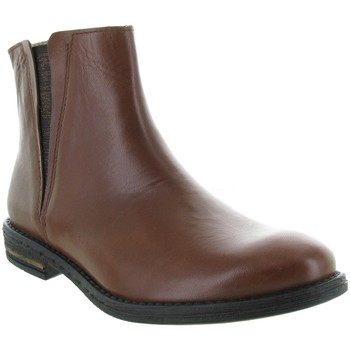 Chaussures Fille Bottines Acebo's 9671 Marron
