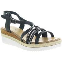 Chaussures Femme Sandales et Nu-pieds Porronet 2632 Noir