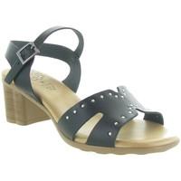 Chaussures Femme Sandales et Nu-pieds Porronet 2626 Noir