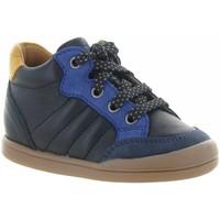 Chaussures Garçon Baskets basses Babybotte BOEMO Bleu