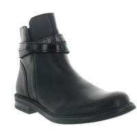 Chaussures Fille Bottines Bellamy ETIK Noir