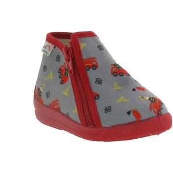 Chaussures Garçon Chaussons bébés Bellamy MAJOR Gris