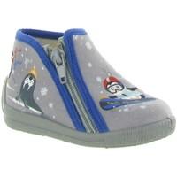 Chaussures Garçon Chaussons bébés Bellamy MANOIR Gris