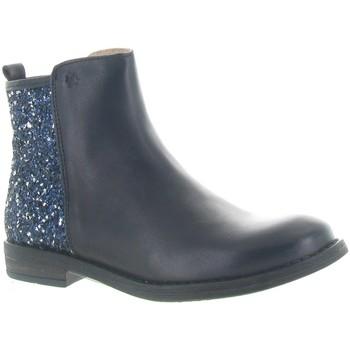 Chaussures Fille Bottines Acebo's 9917 Bleu