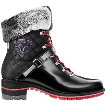 Chaussures Femme Bottes de neige Rossignol MEGEVE 1907 Noir