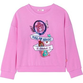 Vêtements Fille Sweats Billieblush U15911 ROSE
