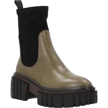 Chaussures Femme Bottines Noa Harmon 8864N Vert