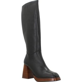 Chaussures Femme Bottes ville Angel Alarcon VOLGA Noir