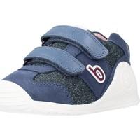 Chaussures Fille Baskets basses Biomecanics 211128 Bleu