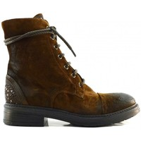 Chaussures Femme Boots Now 7020 Marron