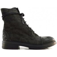 Chaussures Femme Boots Now 7020 chelin graphite Gris