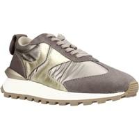 Chaussures Femme Baskets basses Voile Blanche 111976 Marron