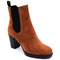 Chaussures Femme Bottines Triver Flight 186-19 Marron