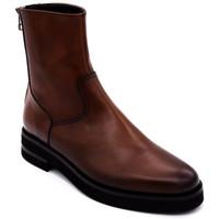 Chaussures Femme Boots Triver Flight 486-07 Marron