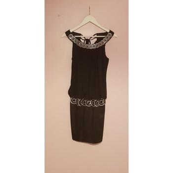 Vêtements Femme Robes courtes Carry Allen Robe de soirée Noir