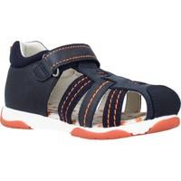 Chaussures Garçon Sandales et Nu-pieds Garvalin 212607 Bleu