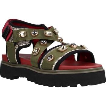 Chaussures Femme Sandales et Nu-pieds Noa Harmon 8725N Vert