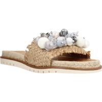 Chaussures Femme Sandales et Nu-pieds Porronet 2758P Blanc