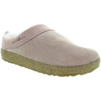 Chaussures Femme Chaussons Haflinger SNOWBIRD FEMME Rose