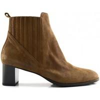 Chaussures Femme Bottines Brunate 58360 tabac Marron