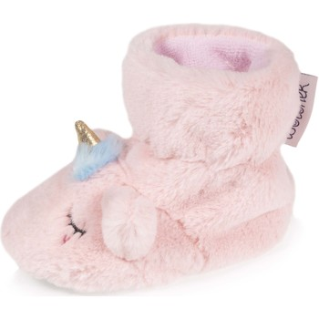 Chaussures Fille Chaussons Isotoner Chaussons extra-light bottillons Rose