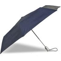 Accessoires textile Femme Parapluies Isotoner Parapluie ultra déperlant pliant Marine