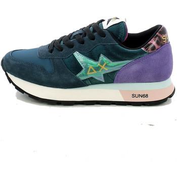 Chaussures Femme Baskets basses Sun68 Z4120670.06_36 Bleu