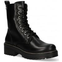 Chaussures Femme Boots Etika 55076 Noir
