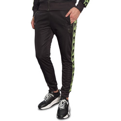 Vêtements Homme Pantalons de survêtement Horspist Jogging  noir jaune - FLINT BLACK Noir