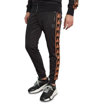 Vêtements Homme Pantalons de survêtement Horspist Jogging  noir orange - FLINT ORANGE Noir