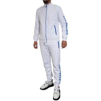 Vêtements Homme Ensembles de survêtement Bikkembergs Sport  Blanc Blanc