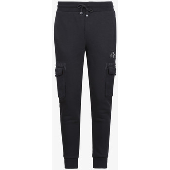 Vêtements Homme Pantalons de survêtement Horspist Jogging  noir - XAVI M350 Noir