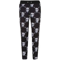 Vêtements Homme Pantalons de survêtement Horspist Jogging  noir - LORD M306 MASK Noir