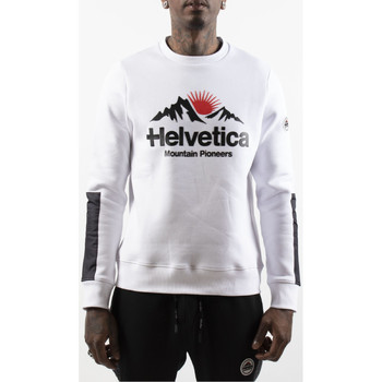 Vêtements Homme Sweats Helvetica Sweat  blanc - AVRON Blanc