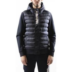 Vêtements Homme Sweats Helvetica Sweat  bleu - COURCHEVEL - H326 Bleu