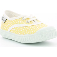 Chaussures Fille Tennis Aster Miley JAUNE