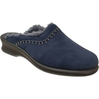 Chaussures Femme Chaussons Rohde Farun Marine velours